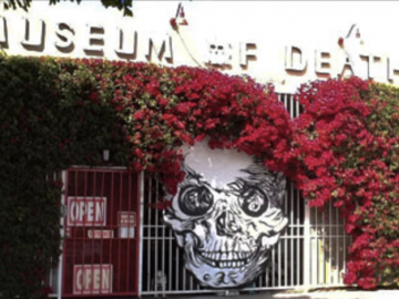 Morbid Planet Museum of Death