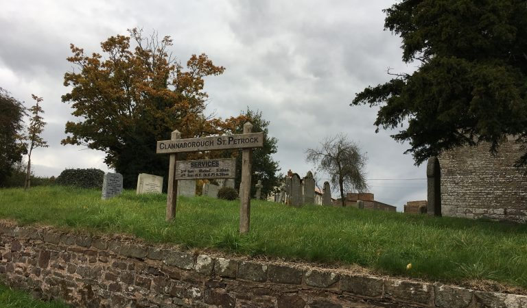 St. Petrock Graveyard, Clannaborough, Devon, United Kingdom