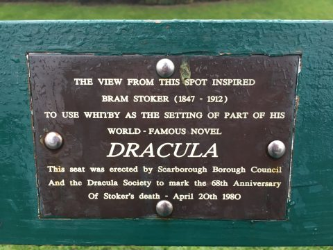 In Search of Dracula. My Visit to Whitby, England