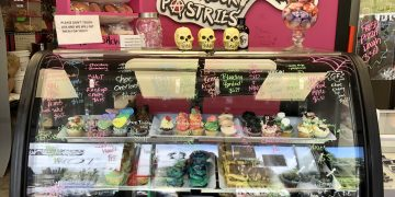 Morbid Planet Punk Rock Pastries