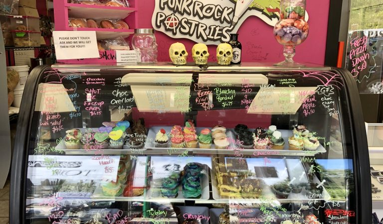 Punk Rock Pastries: Morbid Treats that are Tasty to Eat