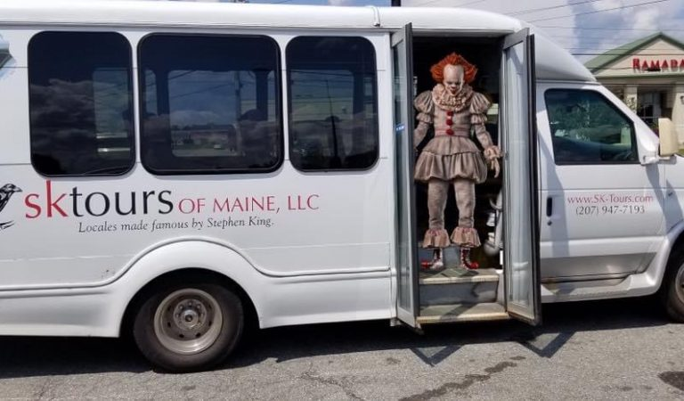 A Morbid Minute with SK Tours of Maine
