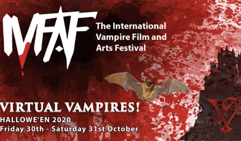 Morbid Moments with Craig Hooper of The International Vampire Film and Arts Festival